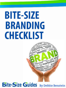 Branding Checklist ebook cover