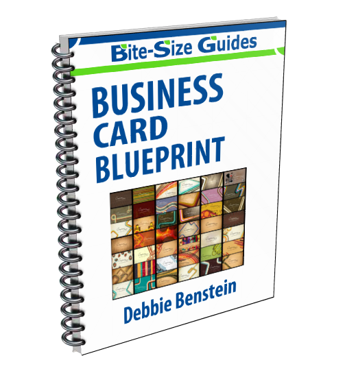 Business Card Blueprint