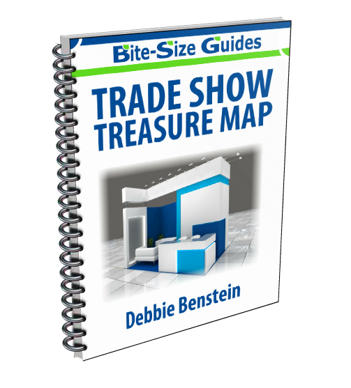 Trade Show Treasure Map